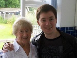 James and Mum