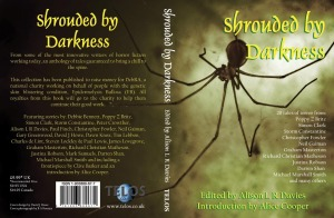 Cover art Shrouded by Darkness